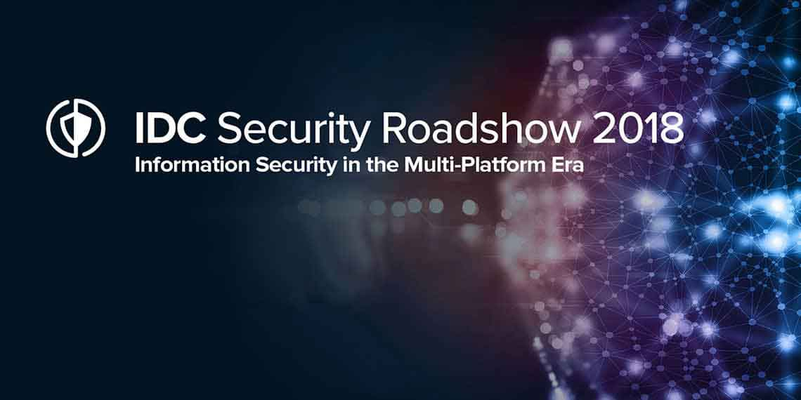 Meet the Krontech Team at the IDC Security Roadshow in Almaty on May 17th, The Ritz Carlton Almaty Hotel