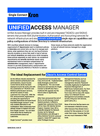 UNIFIED ACCESS MANAGER